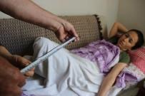 CELAL BAYAR - (Özel) Böbreğinde Unutulan Katater Teli 10 Yıl Sonra Fark Edildi