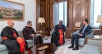 SURIYE DEVLET BAŞKANı - Papa'dan Esad'a Mektup