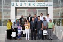 TEKNOLOJI - Sudanlı Teknopark Personeline ULUTEK'te Ar-Ge Eğitimi
