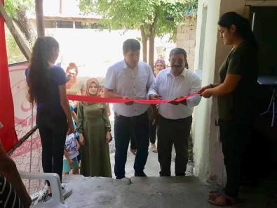 Sumbas'ta 'Aşçı Yardımcılığı Kursu' Açıldı