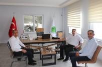 DENIZ PIŞKIN - Tosya'da Tekstil Fabrikası 150 Kişi İstihdam Edecek