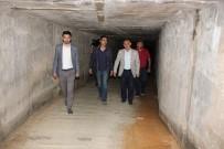 Yahyalı'da Çöken Turizm Yolu Yeniden Yapılıyor