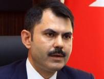 İSTİNAT DUVARI - Bakan Kurum'dan Düzce açıklaması
