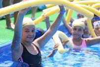 Büyükşehir, Yenipazarlı Çocuklara Yüzme Öğretecek