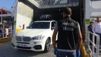 DENIZ OTOBÜSÜ - Deniz Otobüsü Seferlerine Narkotik Kapanı