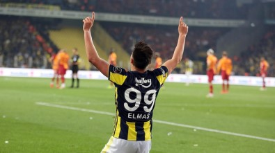 Fenerbahçe Eljif Elmas transferini KAP'a bildirdi
