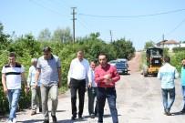 Kartepe'de Belediye Çalışmaları Devam Ediyor
