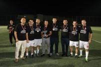 Mükremin Küçük Futbol Turnuvasında Şampiyon Basın Yayın Oldu