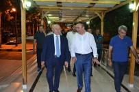 TFF Başkanı Özdemir, Kilis'i Ziyaret Etti