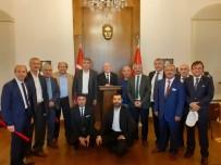 BASıN İLAN KURUMU - TGK Yönetimi Erzurum'da Toplandı