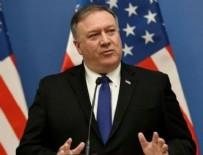 BLOOMBERG - ABD Dışişleri Bakanı Pompeo'dan S-400 açıklaması