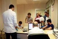 Adıyamanlılar Kan Vermek İçin Hastaneye Akın Etti