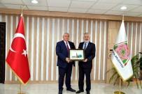 MILLIYETÇILIK - ATSO Başkanı Çetin'den, Başkan Başdeğirmen'e Tam Destek