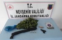 Avanos'ta Uyuşturucudan 2 Şüpheli Gözaltına Alındı