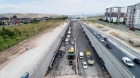 GEÇITLI - Ayaş Yolu-Sincan OSB Alt Geçidinin Açılışına Sayılı Günler Kaldı
