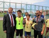 NECİP FAZIL KISAKÜREK - Başkan Dr. Palancıoğlu, Yaz Okulu Öğrencileri İle