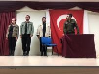 Boğazlıyan'da Vatan Yahut Silistre Tiyatro Oyunu Sergilendi