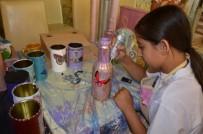 KAĞIT HAVLU - Bünyan'da Minik Eller İş Başında