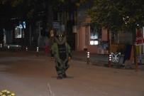 Burdur'da Şüpheli Paket Polisi Alarma Geçirdi