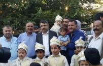 Bursalı Şehidin Şahadetinin Üçüncü Sene-İ Devriyesinde 100 Çocuk Erkekliğe İlk Adımı Attı