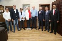 Emirdağlılar Vakfı'ndan Başkan Kurt'a Ziyaret