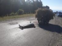 Kargı'da Motosiklet Kazası; 1 Ölü