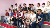 TRAFİK EĞİTİM PARKI - Sultangazi Belediyesi'nden, Deprem Eğitim Parkı'nda Bilinçlendirme Eğitimleri