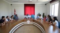 Tunceli'de LGS'de Derece Yapan Öğrenciler Ödüllendirildi