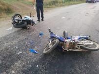 Bursa'da Motosiklet Kazası Açıklaması 1 Ölü