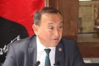 DEMIR ÇELIK - CHP Karabük Milletvekili Aksoy Görevdeki 1 Yılını Değerlendirdi