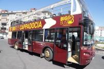 Dünyaca Ünlü Şehir İçi Turistik Turlar Yapan Big Bus Artık Nevşehir'de