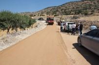 Kaymakam Şener Köy Yollarındaki Asfalt Çalışmalarını İnceledi