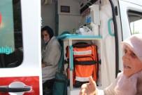 Kocaeli'de Çıkan Yangında Binada Mahsur Kalanları İtfaiye Kurtardı