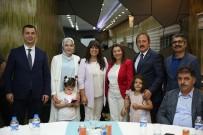 Vali Ali Hamza Pehlivan İçin Veda Yemeği Düzenlendi