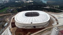 TÜRK TELEKOM ARENA - Adana Stadı İçin Araştırma Önergesi