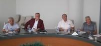 ALI DEVECI - Antalyaspor Vakfı Yeni Başkanı Fikret Öztürk