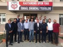 KASTAMONUSPOR - Aydın Açıklaması 'Kastamonuspor, Şehrin En Büyük Marka Değeridir'