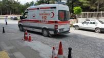 YARALI ÇOCUK - Balkondan Düşen 4 Yaşındaki Çocuk Yaralandı