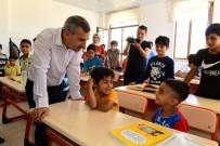 MEHMET GÜNER - Başkan Çınar, Başarılı Öğrencileri Portatif Havuzla Ödüllendirdi
