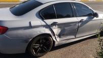 Bingöl'de Trafik Kazası Açıklaması 1 Yaralı