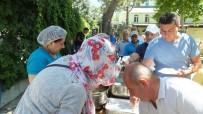 Burhaniye'de Sezonun İlk Hatim Töreni Yapıldı