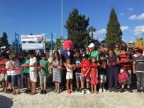 ALBATROS - İsmini Çocukların Belirlediği Turist Ömer Parkı Açıldı