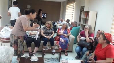 İzmit'tin Emeklilerine Kanser Taraması Yapıldı