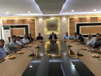RAMAZAN ÖZCAN - MTB Temmuz Ayı Meclis Toplantısını Gerçekleştirdi