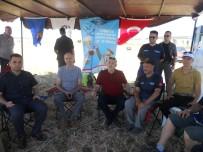 HÜRKUŞ - Planörler Bandırma'da Yarıştı