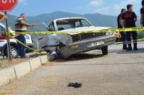 MEHMET KıLıNÇ - Trafik Kazasında Anne Öldü, Bebeği Ağır Yaralandı