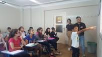 AIESEC Gönüllüleri Halk Merkezlerinde Çocuklara Dünyayı Tanıtıyor