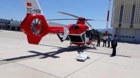 KOCA SEYİT - Ambulans Helikopter 74 Yaşındaki Hasta İçin Havalandı