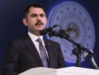 Çevre Bakanı Kurum'dan Salda Gölü açıklaması