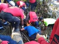 Düzce'de Selde Kaybolan 3 Yaşındaki Çocuk Bulundu